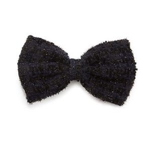 Glitter Hair Bow Barrette